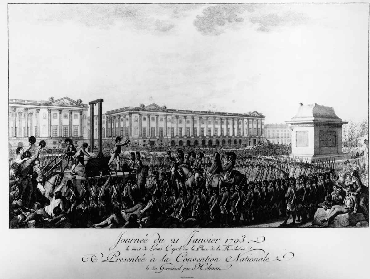 A history of the french revolution
